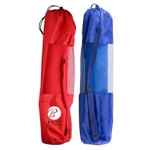Yoga Mat w/ Carrying Case